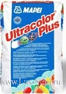 Затирка Мапей Ультраколор Плюс/MAPEI ULTRACOLOR PLUS №170 Крокус (Голубой) 2кг