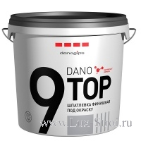 ������� ��������� �������� ��� ������� Danogips Dano TOP 9 (10�)